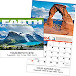 Earth Wall Calendars